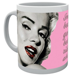 Caneca Marilyn Monroe - Close Up