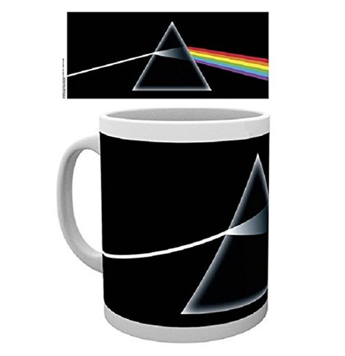 Caneca Pink Floyd - Dark Side Of The Moon