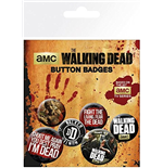 Pack Broche The Walking Dead - Phrases