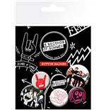 Broche 5 seconds of summer 213465