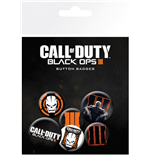 Pack Chapinhas Call Of Duty Black Ops 3 - Mix