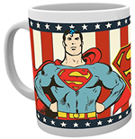 Caneca Dc Comics - Superman Vintage