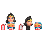 Memória USB 16 Gb Dc Comics - Wonder Woman