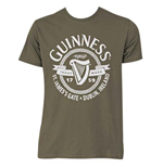 Camiseta Guinness St James Gate