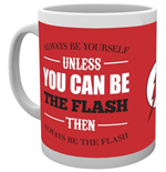 Caneca Dc Comics - Flash - Be Yourself