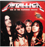 Vinil Metallica - Live At The Playhouse Theatre Winnipeg  December 13 1986