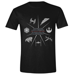 Camiseta Star Wars 215279