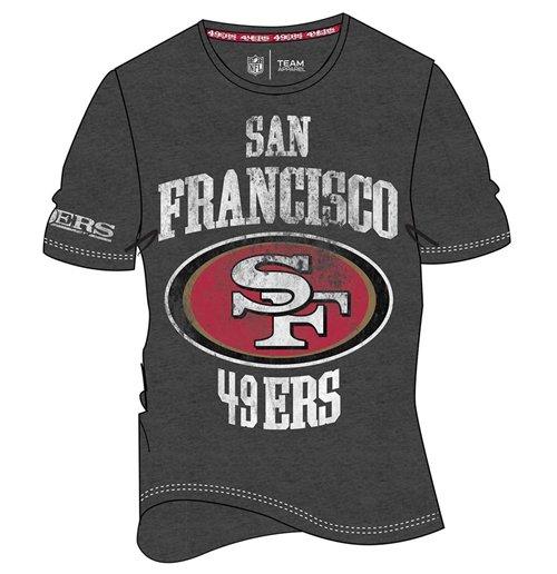 Camiseta NFL - São Francisco 49ERS Original  Compra Online em Oferta e1dbff894e2