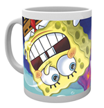 Caneca Bob Esponja - I'm Bubbles For You