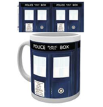 Caneca Doctor Who - Doctor Tardis