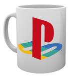 Caneca PlayStation - Logo Colour