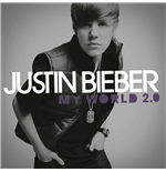Vinil Justin Bieber - My World 2.0