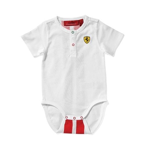 Body de bebê Ferrari Original  Compra Online em Oferta a8c9c41ba19