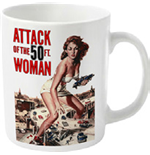 Caneca Attack Of The 50FT Woman 223759