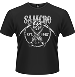 Camiseta Sons of Anarchy 224035