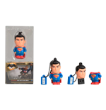 Memória USB Batman vs Superman