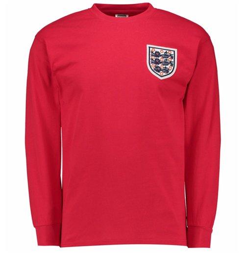 Compra Camiseta Retro Inglaterra 1966 Away No6 Original d818004cd6423