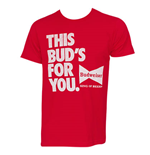 Camiseta Budweiser This Bud's For You