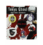 Pack Chapinhas Tokyo Ghoul - Mix