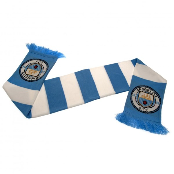 Cachecol Manchester City FC