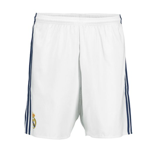 Shorts Real Madrid 2016-2017 Home (Branco)