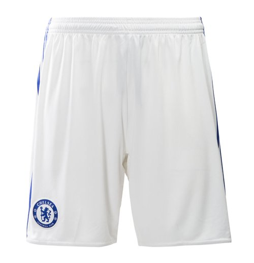 Shorts Chelsea 2016-2017 Third (Branco)