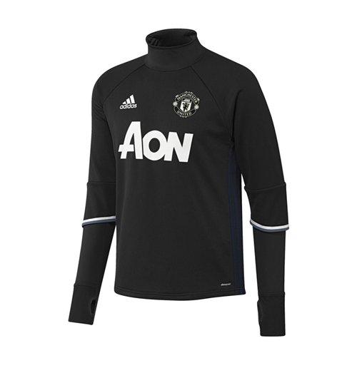 c57ba7dd5c Compra Camiseta manga longa Manchester United FC 2016-2017 (Preta)