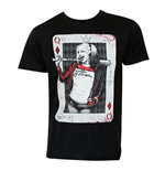 Camiseta Harley Quinn Queen Of Diamonds