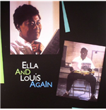 Vinil Ella Fitzgerald And Louis Armstrong - Again (2 Lp)