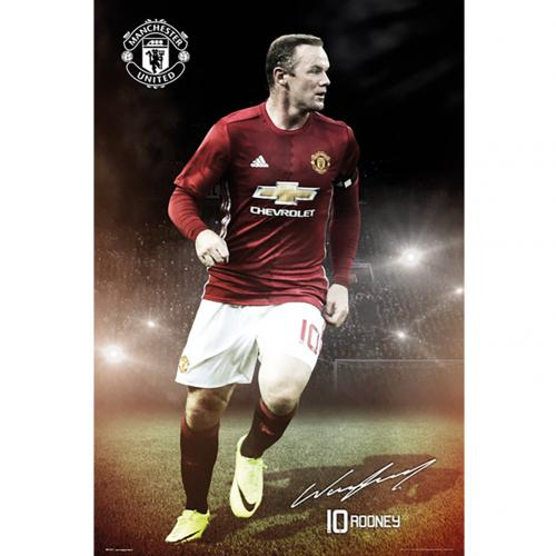 Poster Manchester United FC 234222