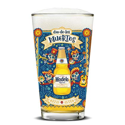 Copo Modelo Especial Day Of The Dead