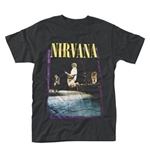 Camiseta Nirvana Stage Jump