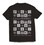 Camiseta Game of Thrones 235843