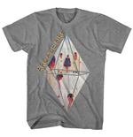 Camiseta Arcade Fire Diamond