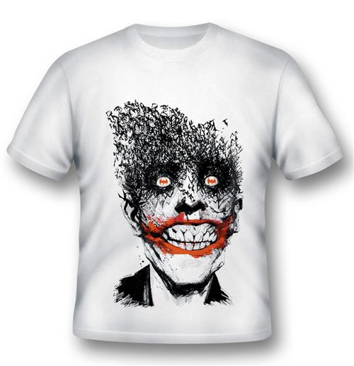 Camiseta Batman Joker By Jock