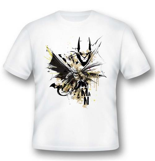 Camiseta Batman Illustration