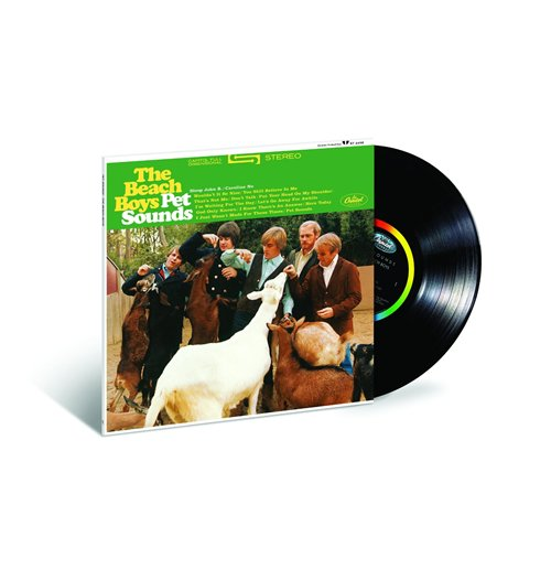 Vinil Beach Boys (The) - Pet Sounds 50th (Vinile Stereo)