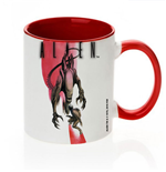 Alien Caneca War Soldier