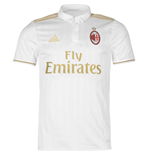 Camiseta AC Milan 2016-2017 Away