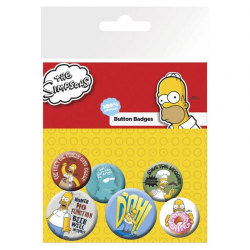 Broche Os Simpsons 238667