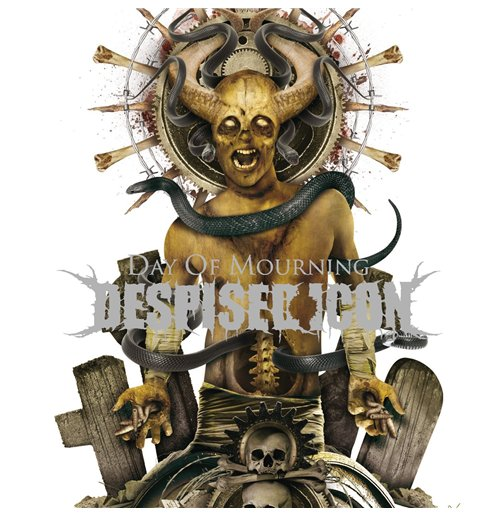 Vinil Despised Icon - Day Of Mourning (2 Lp)
