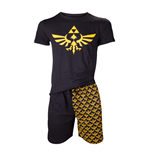 Pijama The Legend of Zelda Triforce Logo