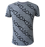Camiseta PlayStation  - All over PlayStation Buttons