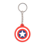 Chaveiro Marvel Super heróis - Captain America Shield