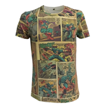 Camiseta Marvel Super heróis - Captain America