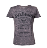 Camiseta Jack Daniel's - Acid Washed