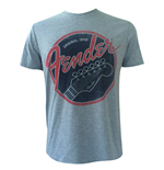 Camiseta Fender - Original 1946