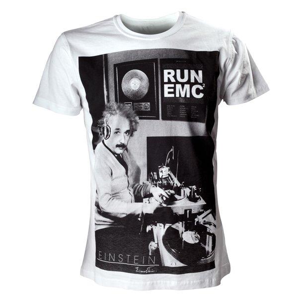 4e658491a Camiseta Albert Einstein 240177 Original  Compra Online em Oferta