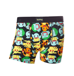 Cueca Pokémon - Pikachu and Friends