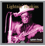 Vinil Lightnin' Hopkins - Lightnin's Boogie - Live At The Rising Sun Celebrity Jazz Club  (2 Lp)